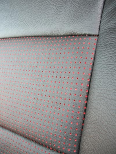 2016 Dodge Barracuda >> Katzkin Installation Photos - Perforation an Barracuda ...