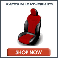 Katzkin Leather Seat Upholstery