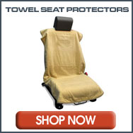 Seat Armour Towels
