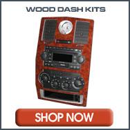 Wood Dash Kits