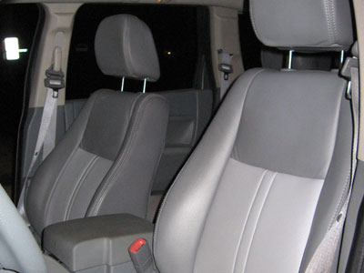 Jeep Grand Cherokee Katzkin Leather