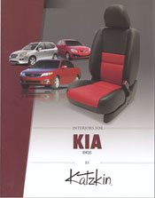 Kia Sephia Katzkin Leather