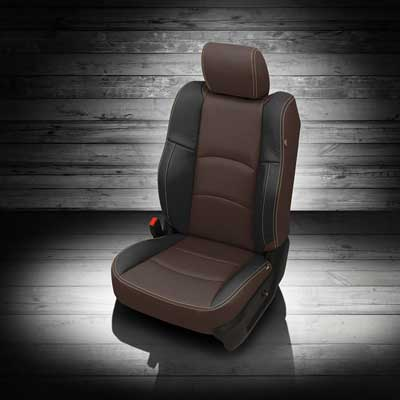 Dodge Ram Katzkin Leather Upholstery