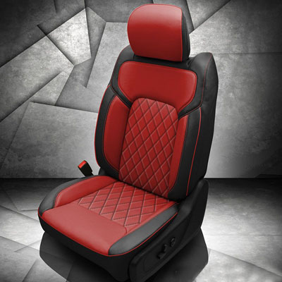 Dodge Ram Katzkin Tekstitch Leather Seats