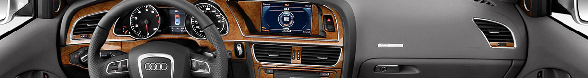 Wood Dash Kits on AutoSeatSkins