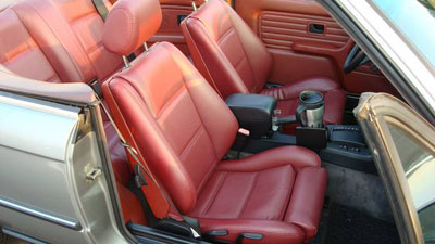 Katzkin BMW 325I Leather