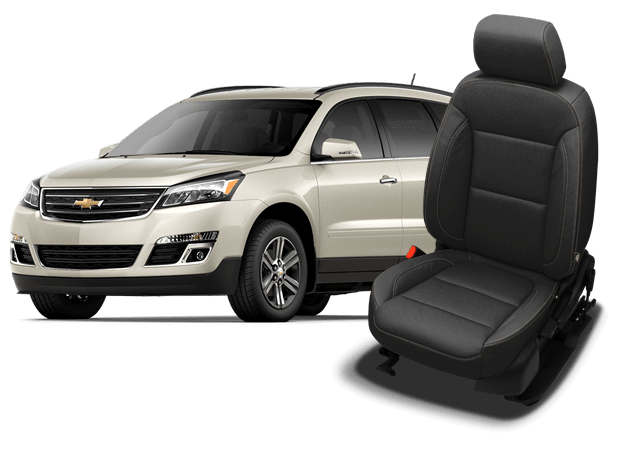 Reupholster your Chevrolet Traverse with Katzkin Leather