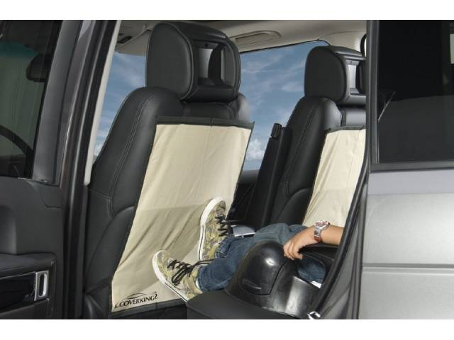 Universal Seat Back Kick Protector For Your Audi