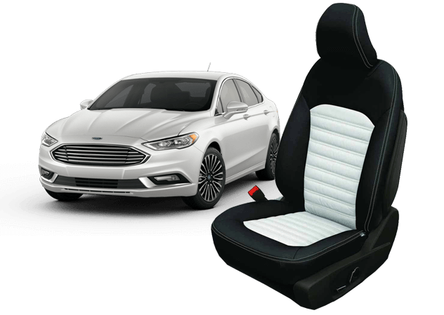 Reupholster your Ford Fusion with Katzkin Leather