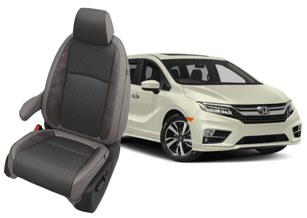 Reupholster your Honda Odyessey with Katzkin Leather