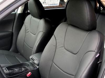 Subaru Impreza Katzkin Leather