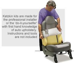 Katzkin Installation