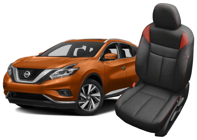 Reupholster your Nissan Murano with Katzkin Leather
