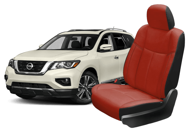 Reupholster your Nissan Pathfinder with Katzkin Leather