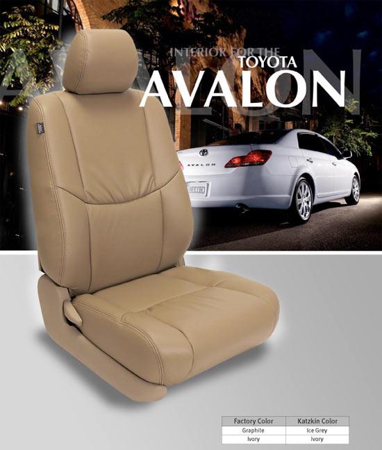 Toyota Avalon Xl Katzkin Leather Seats 2005 2006 2007