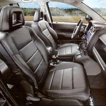 Jeep Compass Katzkin Leather Seats 2007 2008 2009