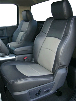 Dodge Ram Crew Cab 1500 / 2500 / 3500 Katzkin Leather ...