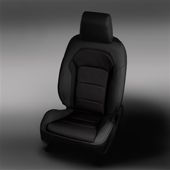 Chevrolet Camaro Convertible Katzkin Leather Seats 2016