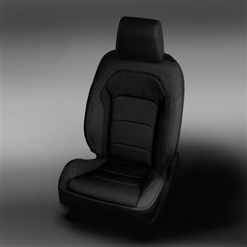Chevrolet Camaro Convertible Katzkin Leather Seats 2016