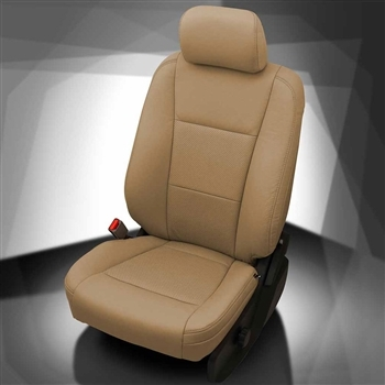 ford   super cab xlt katzkin leather seats    passenger front seat