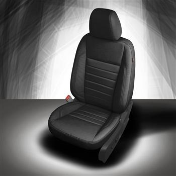 Ford Escape S Katzkin Leather Seats 2017 2018 2019