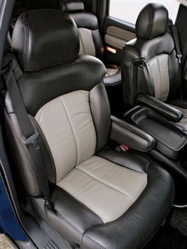 Chevrolet Silverado Regular Cab Katzkin Leather Seats